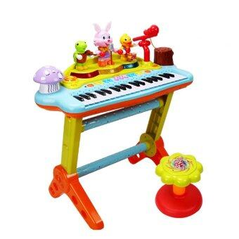 Harga Huile Toys เปียโน Multifunction Piano