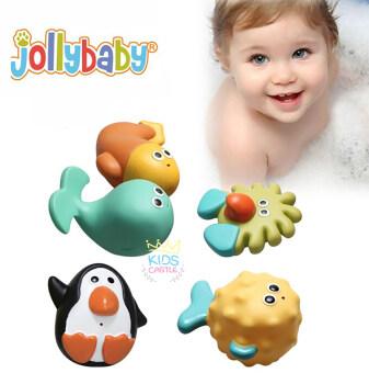 ของเล่นในน้ำลายสัตว์ทะเล Jolly Baby
