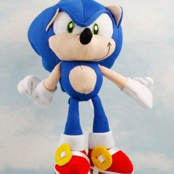 Harga Free Shipping Sonic The Hedgehog Plush Toys Sonic Speed Of Sound Dolls Kids Gift