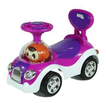 Thaiken รถขาไถ สตาร์วอลล์ (สีม่วง)