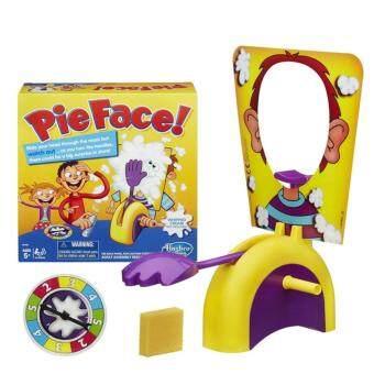 Minlane Toys and Kids Pie Face Game เกมส์ปาหน้าด้วยครีมพายเฟส