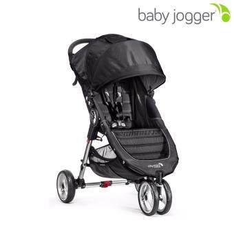 Baby Jogger รถเข็นเด็ก City Mini (Black/Gray)