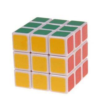 Dacom Magic Rubik's Cube Rubix Speeding Speed Move 3X3X3 Children Toy Thailand ลูกบาศก์ของรูบิก ลูกรูบิก ของเล่นลับสมอง 12 ชิ้น