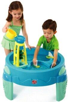 Step2 โต๊ะเล่นน้ำสุขสันต์ รุ่น 7538 - Blue