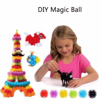 Harga Magic Ball Educational DIY Toys