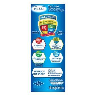 ขายยกลัง! Dumex Hi-Q 1+ นม UHT รสน้ำผึ้ง 180 มล. (36 กล่อง) (image 1)