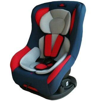Chuchob คาร์ซีท สำหรับเด็กแรกเกิดขึ้น - 6 ขวบ ปรับ (นั่ง/เอน/นอน) รุ่น smart B-1 (สีแดง)