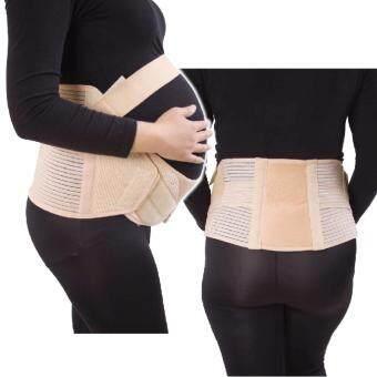 เข็มขัดพยุงครรภ์แบบเต็มตัว เข็มขัดคนท้อง (เหมาะสำหรับการยืน - การเดิน) - XL
