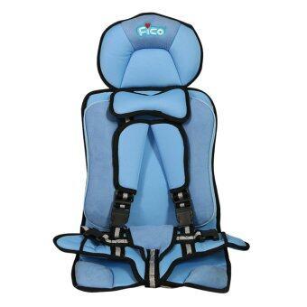 Fico คาร์ซีท รุ่น GE-F สำหรับเด็กอายุ 9 เดือน - 12 ปี (สีฟ้า)