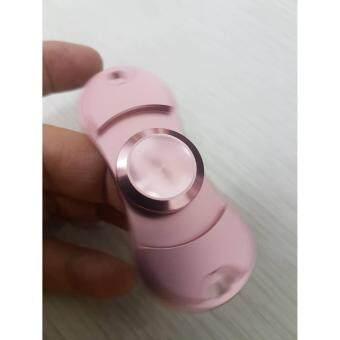 Fidget Spinner ลูกข่างมือหมุน finger gyro Tri-s Pinner ของเล่นอยู่ไม่สุขรุ่น กังหัน2แฉก
