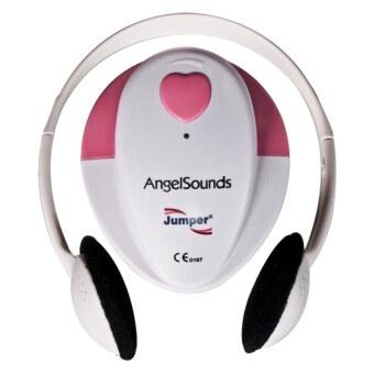 สินค้ายอดนิยม Jumper Angelsounds เครื่องฟังเสียงหัวใจทารกในครรภ์ รุ่น JPD-100S - White เช็คราคา