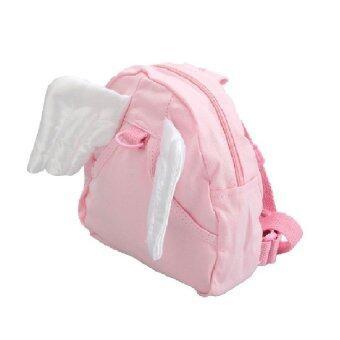 เป้จูงเพื่อป้องกันเด็กหลงทาง - สีชมพู