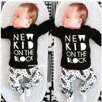 เสื้อผ้าเด็กอ่อน ชุดเด็กอ่อน เสื้อผ้าเด็ก ของใช้เด็กอ่อน เสื้อผ้าเด็กแรกเกิด เสื้อกันหนาวเด็ก ชุดเด็ก สีดำ แขนยาว new kid