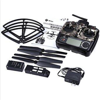 โดรน Drone WLtoys Q303 ล๊อคความสูงได้ รุ่นประหยัดไม่มีกล้อง 2.4GHz 4CH 6 Axis Gyro RC Quadcopter