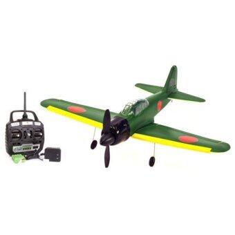 Babybear TW 749-3 เครื่องบินบังคับวิทยุ ZERO Scale Warbird 4 Ch คลื่น 2.4Ghz ชุดพร้อมบิน