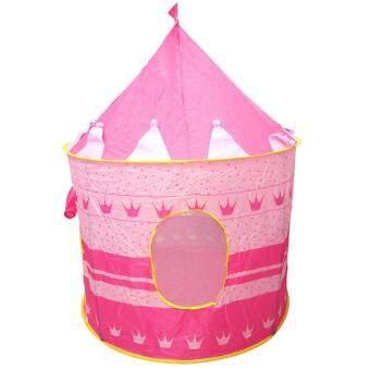 KING เต็นท์เด็ก เต็นท์ของเล่น บ้านเด็ก เต็นท์บ้าน บ้านจำลอง บ้านของเล่น [เจ้าหญิง]