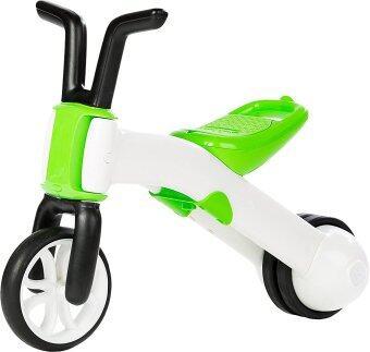 จักรยานทรงตัว Chillafish รุ่น Bunzi สีเขียว (เหมาะสำหรับ 1 - 3 ปี)