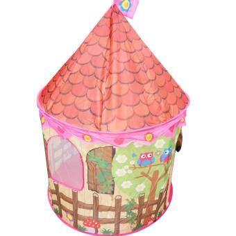 KING เต็นท์เด็ก เต็นท์ของเล่น บ้านเด็ก เต็นท์บ้าน บ้านจำลอง บ้านของเล่น [High Princess]