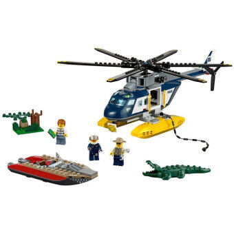 Harga LEGO City 60067 Police Helicopter Pursuit