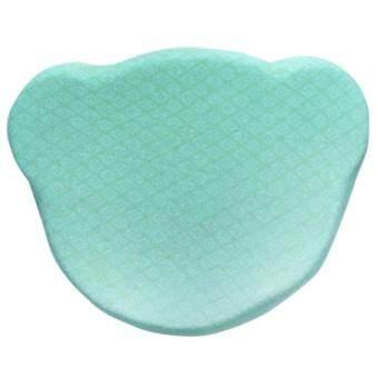 ปลอกหมอนสีเขียว (Green) Baby Pillow Case