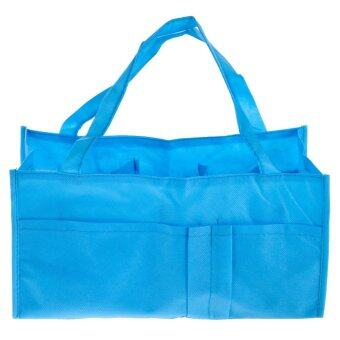 Harga Portable Baby Diaper Nappy Storage Bag (Blue)