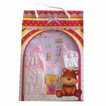 Baby Home ชุดของขวัญ เด็กแรกเกิด 4 ชิ้น