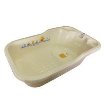 Papa Baby อ่างอาบน้ำเด็กมีฝาเปิด-ปิดน้ำ รุ่น USE-A9C