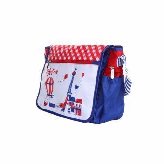 ENFANT กระเป๋าคุณแม่ ฟรีผ้ารองเปลี่ยนผ้าอ้อม