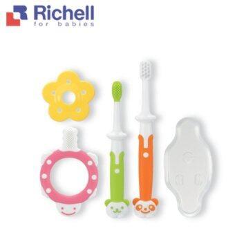 Richell เด็กแปรงสีฟัน