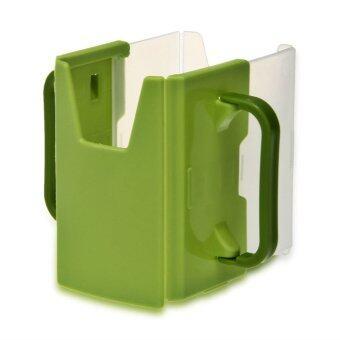 กล่องกันบีบนม-น้ำผลไม้ #สีเขียว