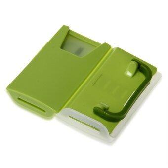กล่องกันบีบนม-น้ำผลไม้ #สีเขียว (image 3)