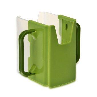 กล่องกันบีบนม-น้ำผลไม้ #สีเขียว (image 1)