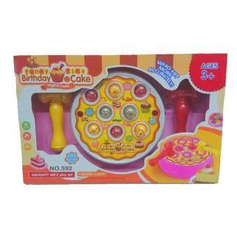 Rich Toy เกมส์ทุบตัวตุ่น มีเสียงมีไฟ