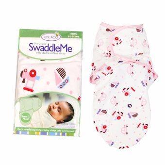 ผ้าห่อตัวเด็ก swaddleme ขนาด One size