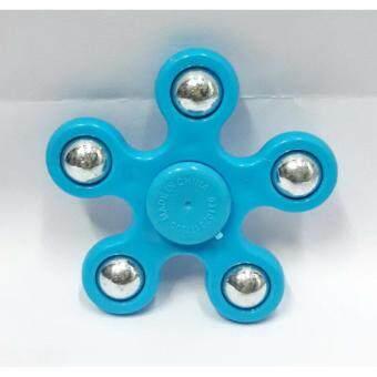 Fidget Spinner / Hand Spinner ของเล่นฝึกสมาธิ (สีฟ้า)