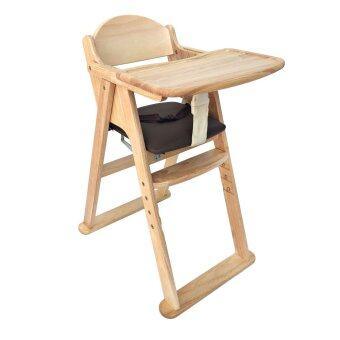 Smartshopping เก้าอี้ทานข้าวสำหรับเด็กทรงสูง