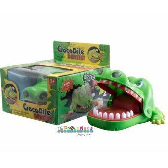 ProudNada Toys เกมส์จระเข้งับนิ้ว CrocoDile Dentist Parkat Toys