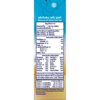 ขายยกลัง! โฟร์โมสต์ นม UHT สูตร Omega Gold 180 มล. รสจืด (24 กล่อง/ลัง) (image 1)