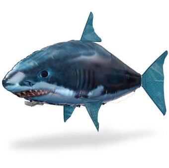 AIR FORCE ปลาฉลามบินได้ ปลาฉลามบังคับวิทยุ Air Swimming Fish