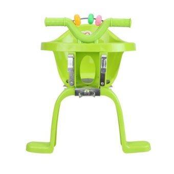 ที่นั้งเสริมจักรยาน Bicycle Baby Safety Seat แบบแขวน ( Green )