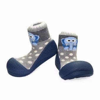 Attipas รองเท้าหัดเดิน รุ่น AZO03/M(สำน้ำเงินเข้ม)