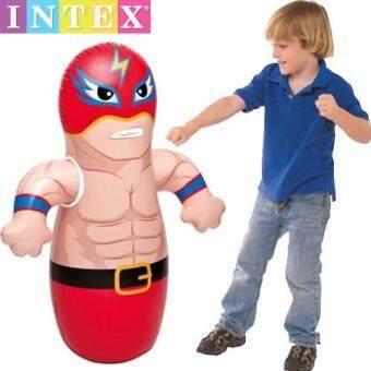 Kids Toys ตุ๊กตาล้มลุกนักมวยปล้ำ ไซส์ใหญ่ ยี่ห้อ Intex