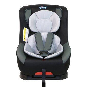 Fico คาร์ซีท รุ่น HB902 สีเทา เหมาะกับเด็กแรกเกิดถึง 4 ขวบ