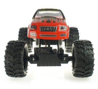 Babybear รถไต่หินบังคับ Rock Crawler 4WD 1:10