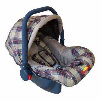 onebagshop Chuchob คาร์ซีทกระเช้า เด็กแรกเกิด ถึง 12 เดือน ลายการ์ตูน