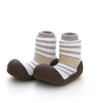 Attipas รองเท้าหัดเดิน รุ่น Natural Herb สี2Tone Size L
