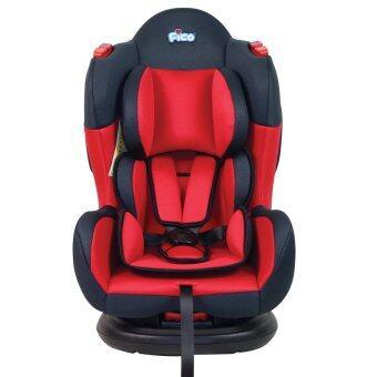 Fico คาร์ซีท รุ่น HB919 สีเเดง เหมาะกับเด็กแรกเกิดถึง 8 ขวบ