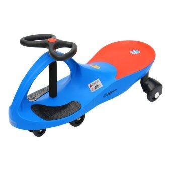 SCM Shop ดุ๊กดิ๊กขาไถคันใหญ่ ของเล่นเด็ก LEBEL Swing Car (สีน้ำเงิน)