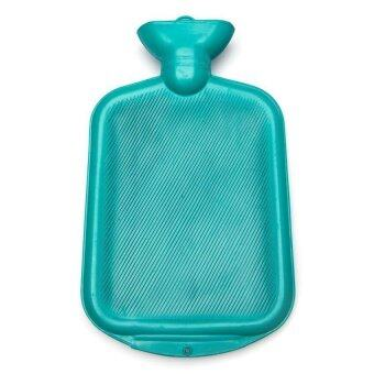 Attoon กระเป๋าน้ำร้อน 2 ลิตร (สีเขียว)