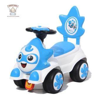 Thaiken รถขาไถ เชลดอน Baby Sheldon Ride-on Car (สีฟ้า)